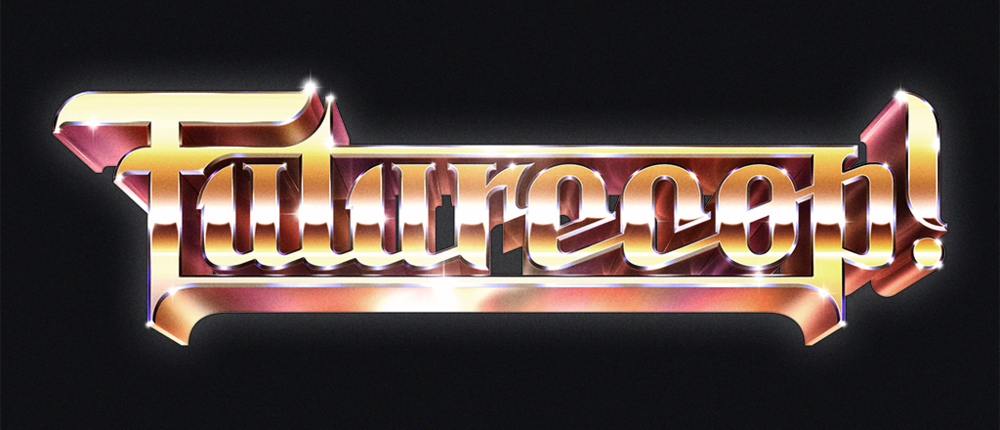 Futurecop! Logo by