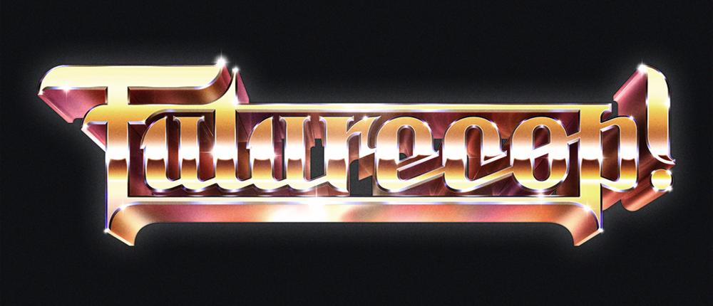 Futurecop! Logo by