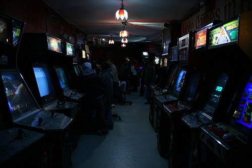 img - The Lost Arcade