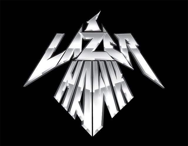 Lazerhawk+Logo+Chrome+Font?format=original - The Origins of Synthwave - PART 2