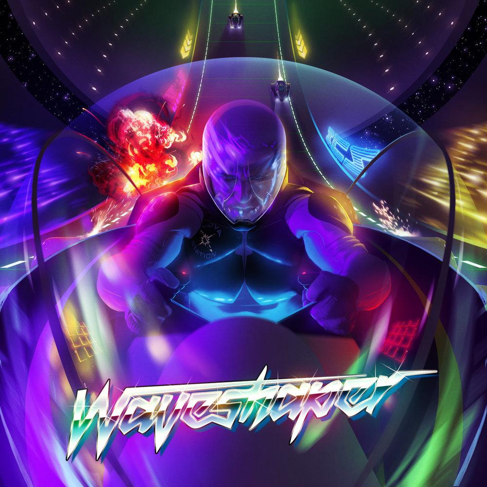 Waveshaper - Velocity (Album Cover)