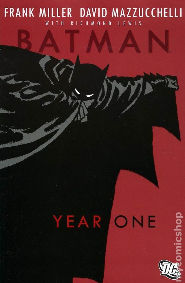 img - 4 Reasons Why Batman: Year One Should Be Your First Batman Comic