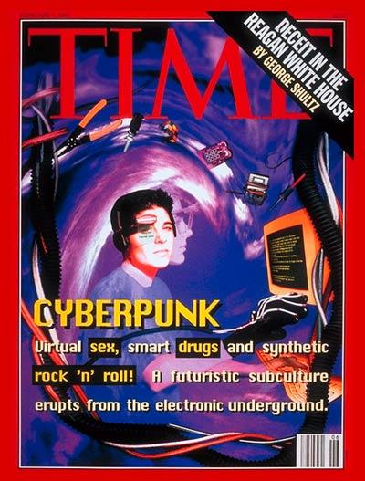 CYBERPUNK - Cyberpunk (1990 documentary)