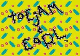 images - ToeJam & Earl (JVP/Sega, 1991)