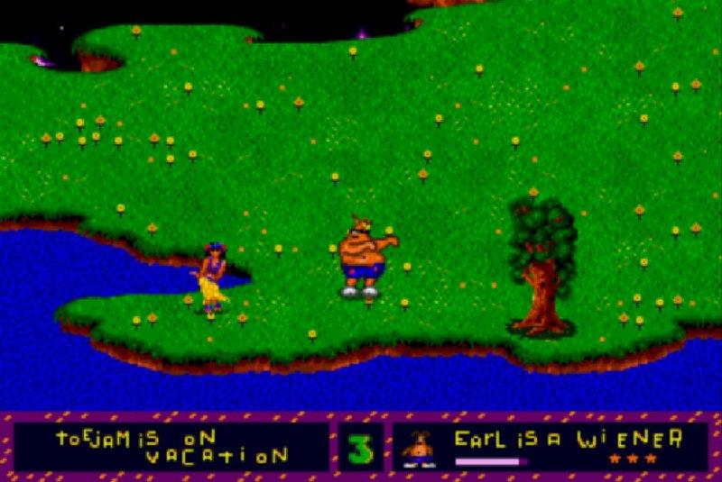 2533956 toejam earl megadrive 004 - ToeJam & Earl (JVP/Sega, 1991)