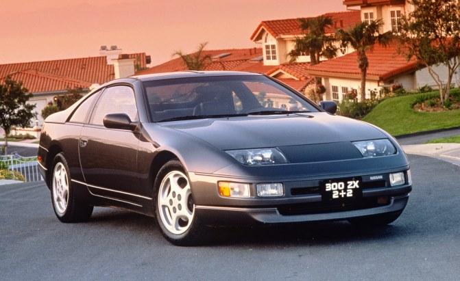 Nissan+Fairlady+300ZX+%281983+ +1989%29 - Nissan Fairlady 300ZX Z32 (1983 - 1989)