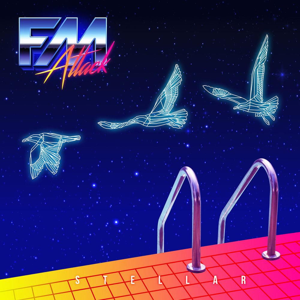 FM Attack - Stellar (Album Cover)
