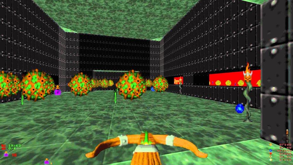 puffbals - Heretic (Raven Software, 1994)