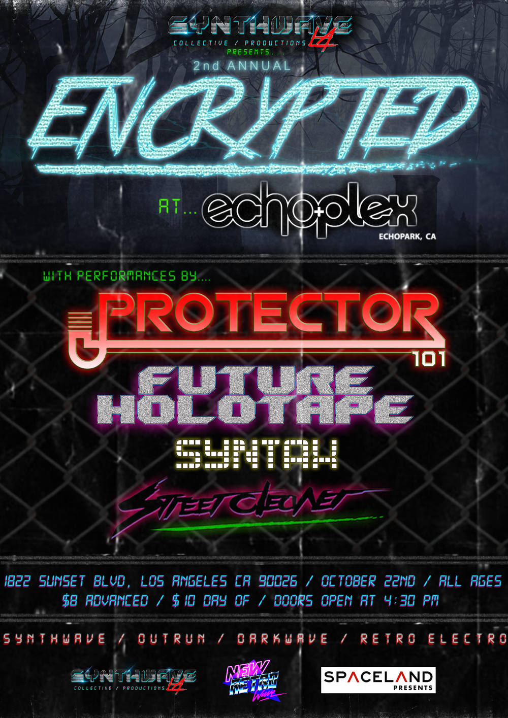 img - WOAH! Future, Holotape Street, Cleaner, Protector 101, and Syntax Are Set To Play IN L.A!!
