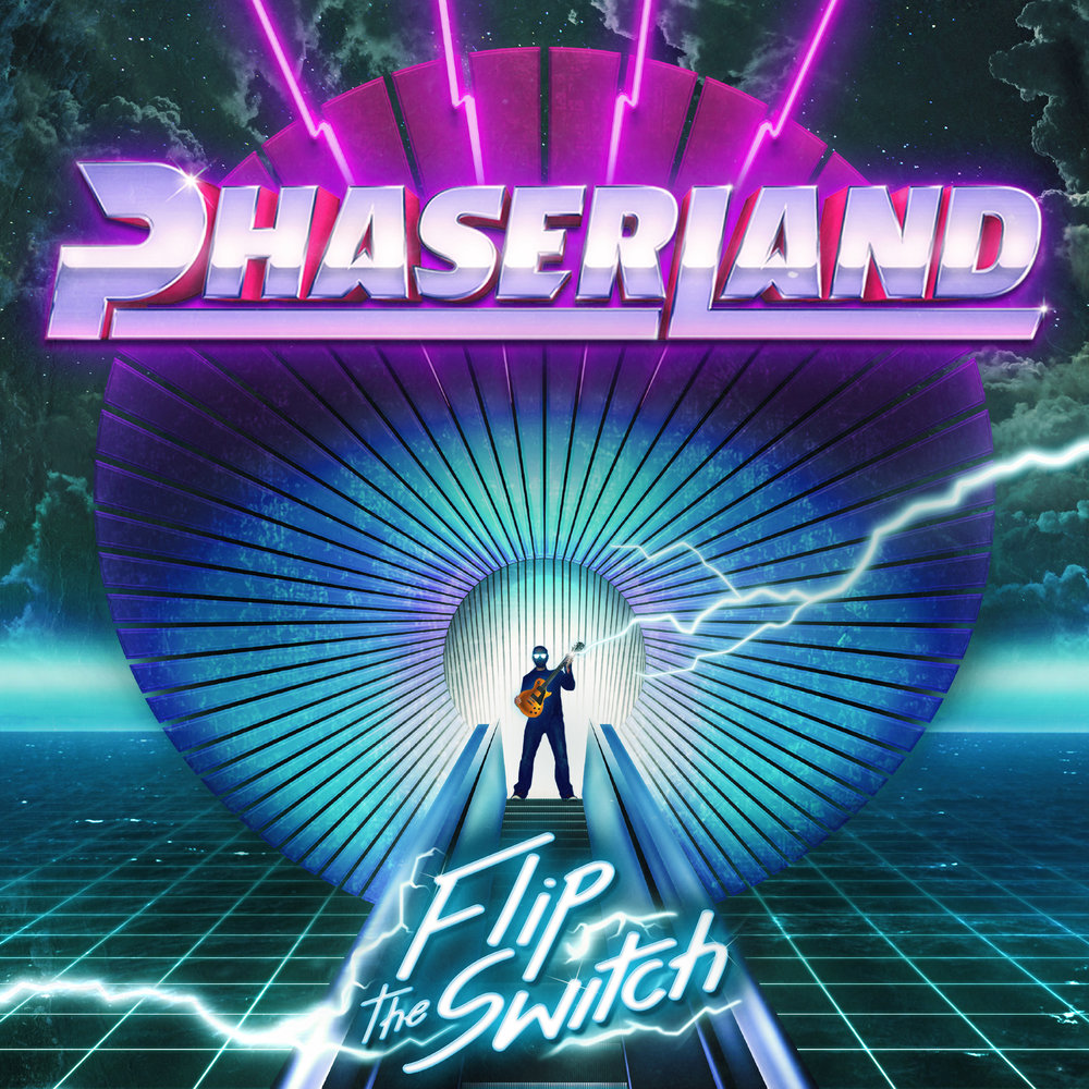 Phaserland Flip The Switch - Australia, meet Phaserland (Interview)