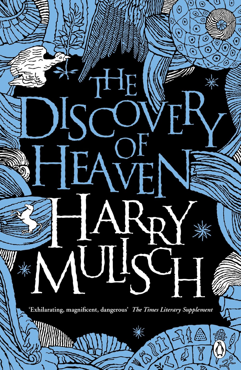 91 ygNvH6aL -  The Discovery of Heaven by Harry Mulisch (1992, Tr. 1996)