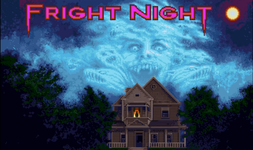 AMIGA HAUNTS MY DREAMS