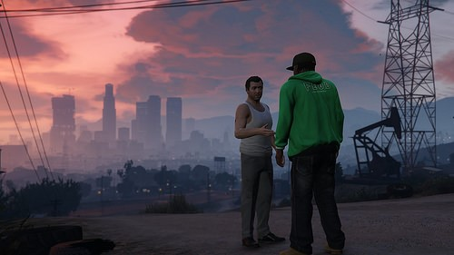 """Grand Theft Auto V (45)"" by Videogame Photography (CC BY 2.0)"