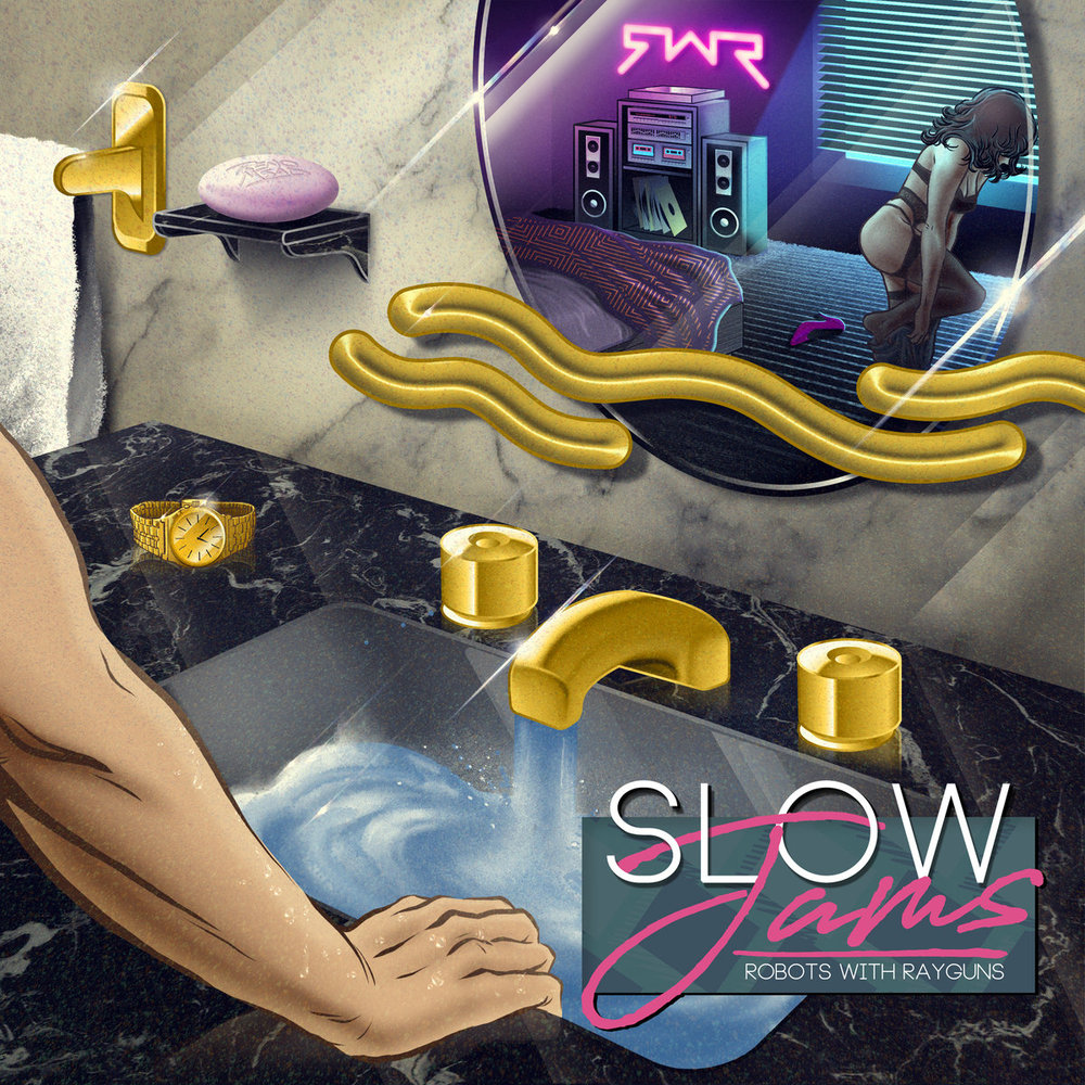 img - Robots With Rayguns - Slow Jams
