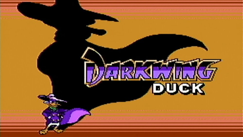 d duck title - Grab Bag: Capcom's Disney on the NES