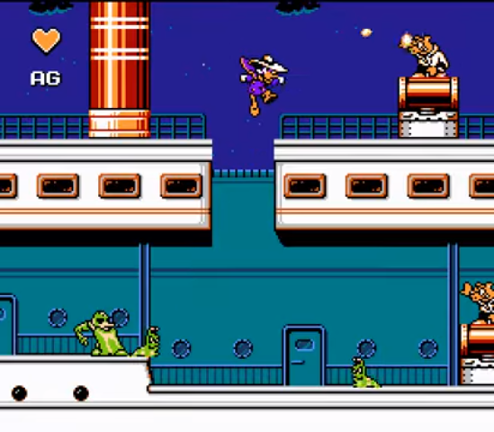 dw 3 - Grab Bag: Capcom's Disney on the NES