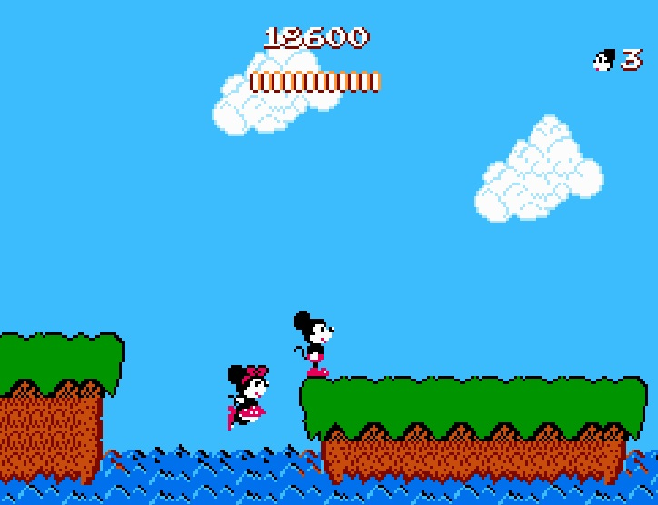 mickey mouse4 - Grab Bag: Capcom's Disney on the NES