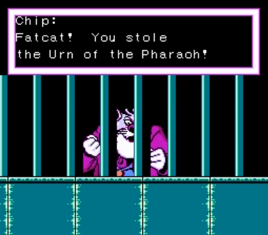 fatcat1 - Grab Bag: Capcom's Disney on the NES