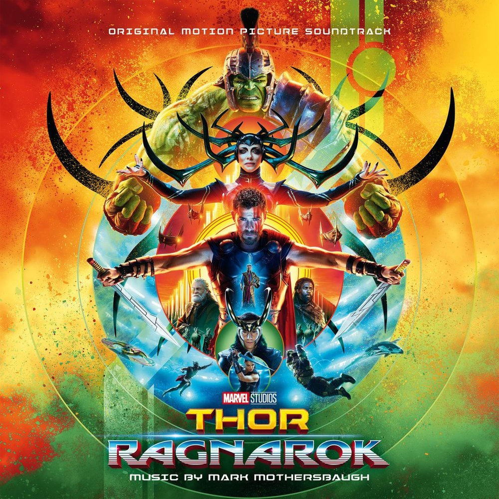 Motion Picture Score - THOR RAGNAROK SOUNDTRACK