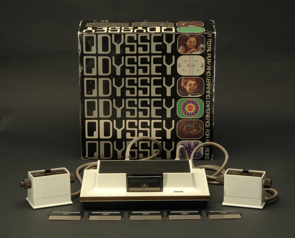 NMAH 2006 11760 - Video Game History 101: The Magnavox Odyssey (1972)