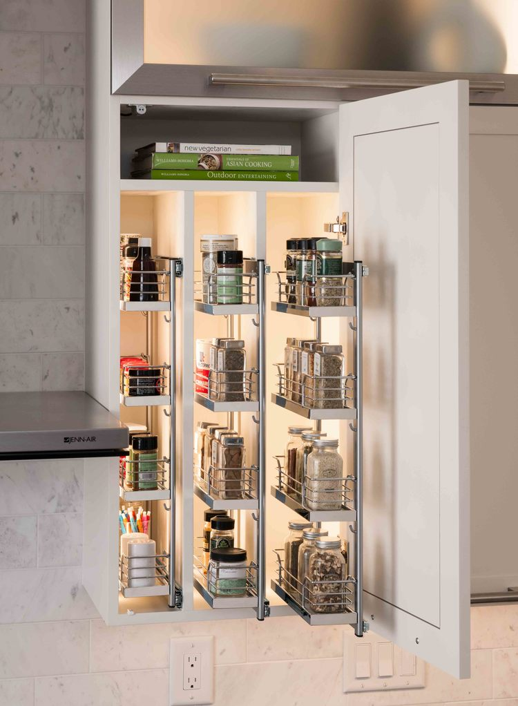 out open us drawers spice full rack pull cabinet about racks drawer cream