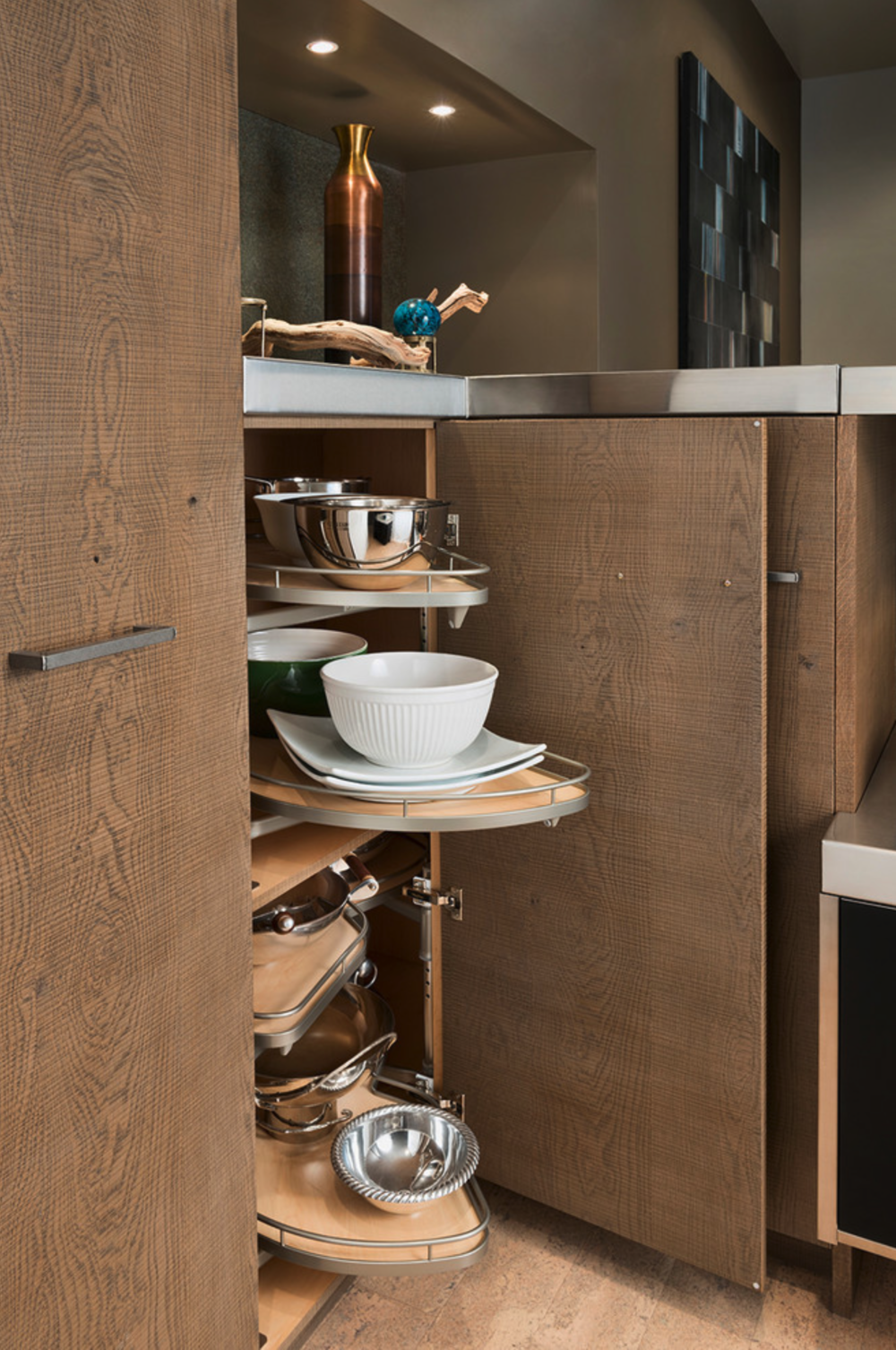 Clever Pantry Storage