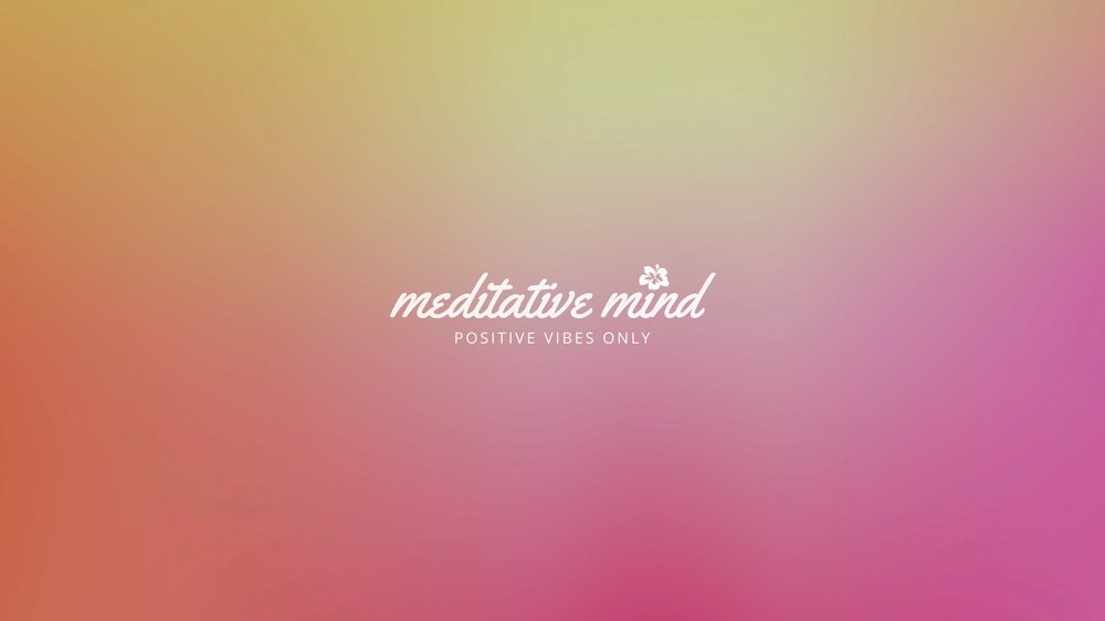 MEDITATIVE MIND   Healing mantras and solfeggio frequencies.