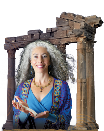 SEVEN SISTERS MYSTERY SCHOOL   Spiritual guidance, mentoring, and priestess training from Marguerite Rigoglioso, Ph.d.