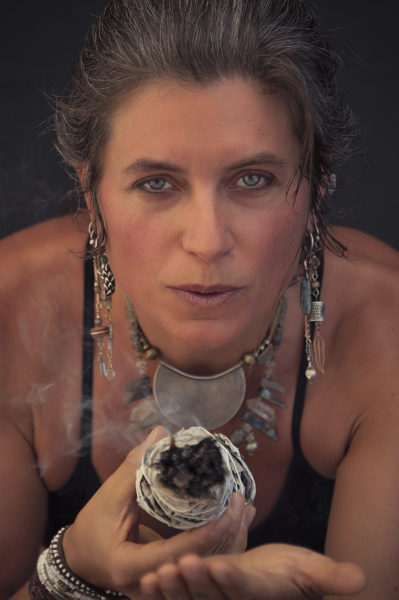 ENERGY MEDICINE   Healing sessions, ceremony, and adornment from a powerful medicine goddess of the desert, Elise Kost.