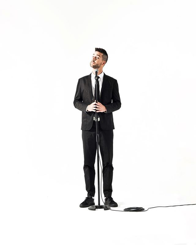 🎤 • @johnbcrist If you haven't heard of him already, please do yourself a favor and go watch his Disney World parent video on YouTube. Honored to have taken your profile pic John ;) - Also, I've been taking little a break from Instagram, but am excited to soon share what @rachelfdwyer and I have been working on over the past few months.
