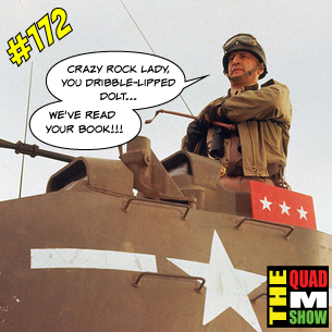 #172 - It's Time For War, Sony/Marvel, & Ice Ice Brimley