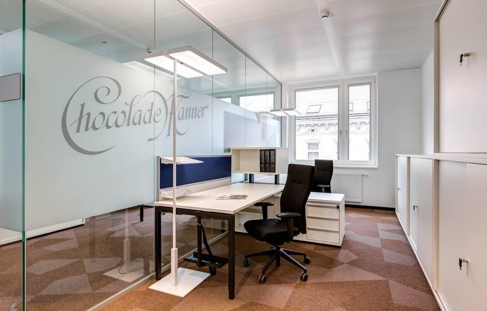 Neudoerfler.com - Neues MANNER (mag man eben) Bürogebäude in Wien ...