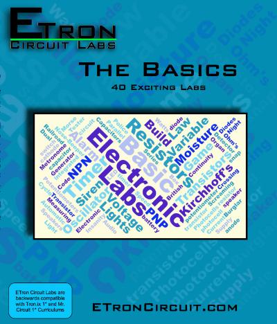 ETron Circuit Lab The Basics