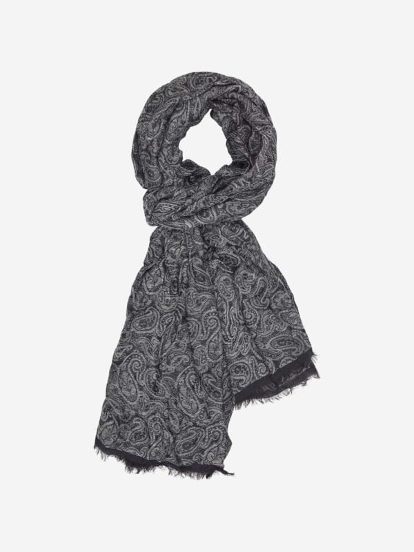 NAVY S228 SCARF