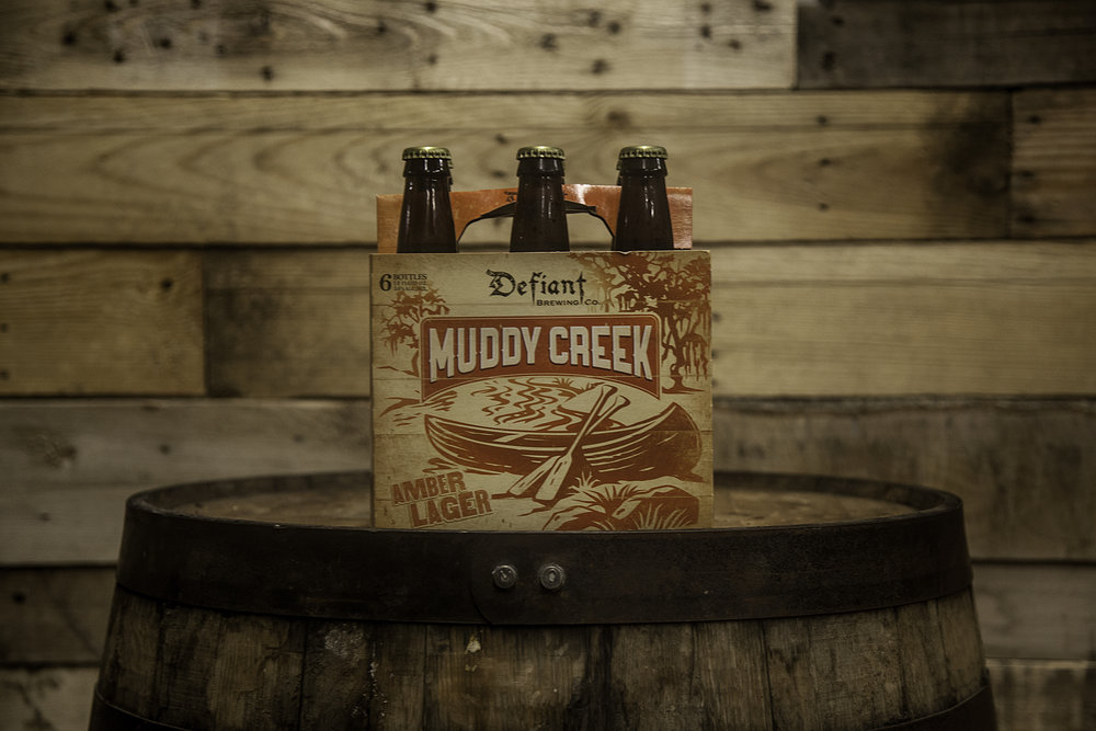 Muddy Creek | Amber Lager | 5.5% ABV