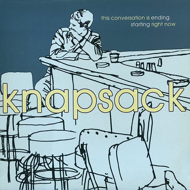 This Conversation... came out 20 years ago today. #knapsack