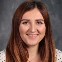 Ivanna Pavliuk   UA SpEd Assistant / ELL Coordinator