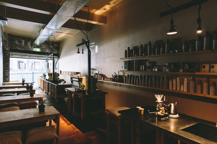RESTAURANG & CAFÈ -