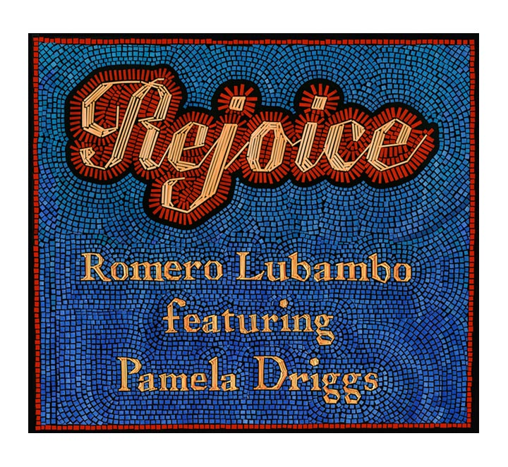 Rejoice  album artwork. 2009.