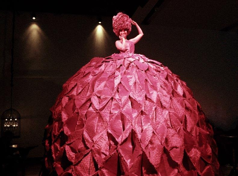 Costumes and props for Studio Festi, a production company in São Paulo, Brazil. 2014.