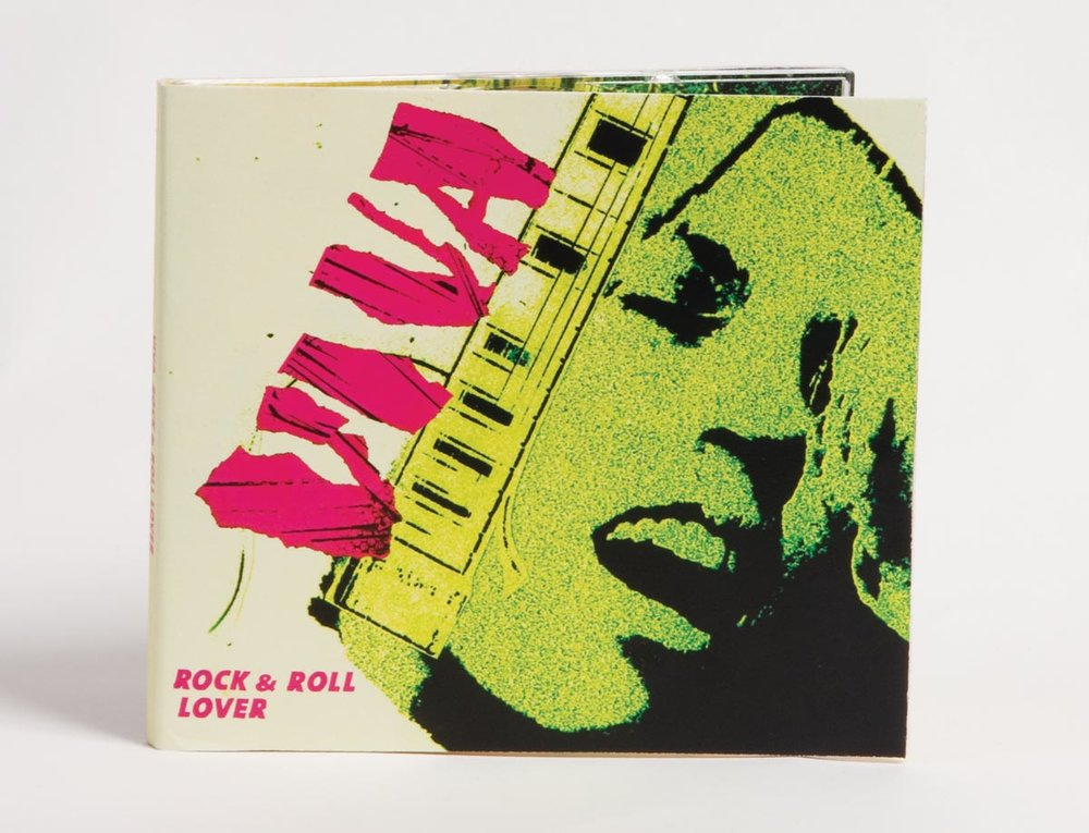 Rock & Roll Lover album art. 2009.