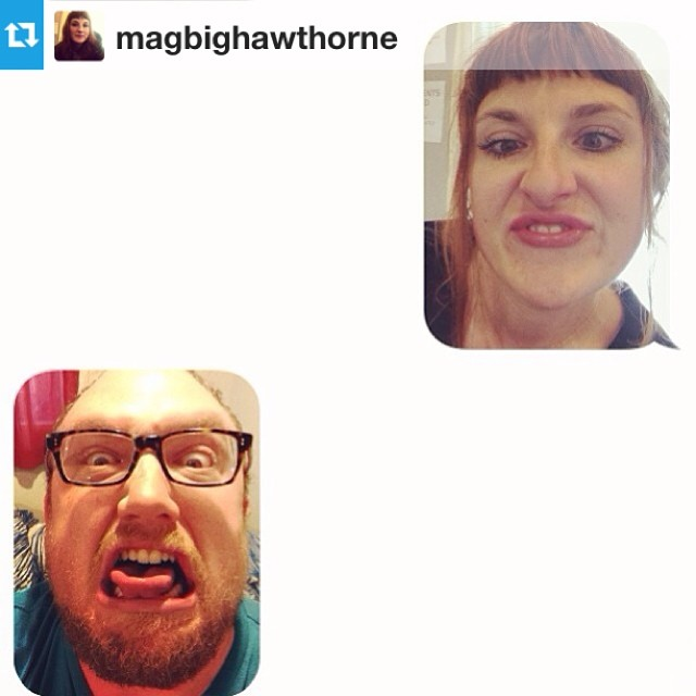#regram from @magbighawthorne: