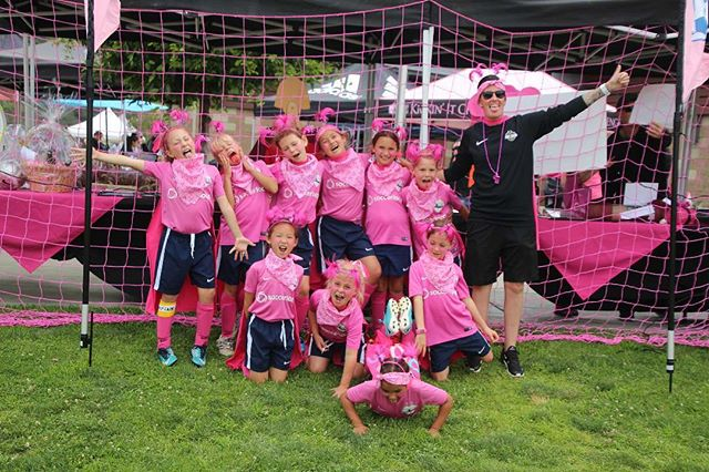 G2010 Del Mar Sharks - Ashcroft showing smore more spirit #kickinitchal #komensd