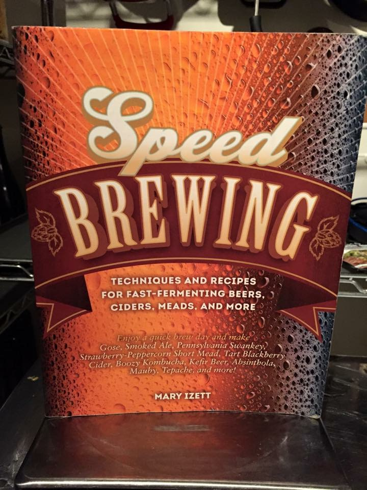 Speed Brewing by Mary Izett