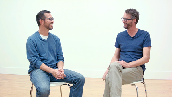 October 2014 — Mark Takiguchi in conversation with Jack Featherly