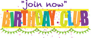 We will send FREE entree and appetizer for you to celebrate your birthday at our Village of Liverpool or Clay location