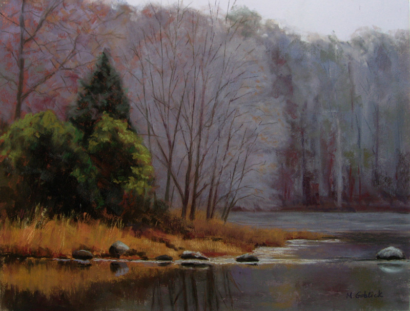 Late Fall at Twin Ponds-Maryann Goblick.jpg