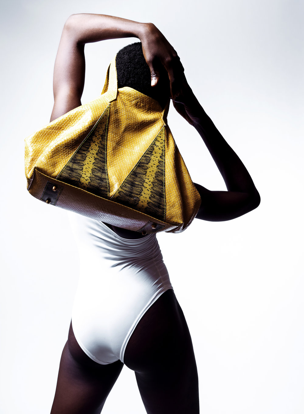 BIG, BOLD AND THE BEAUTIFUL - Getting inspiration from the brand signature logo, the collection expresses its various forms from getting you organized to going with the flow in the tote.