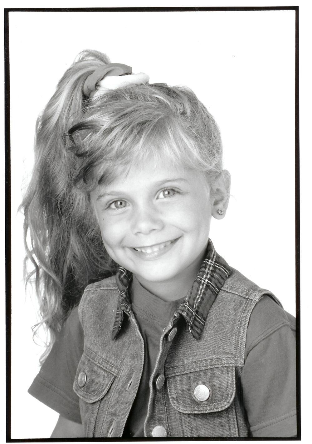 Marlee Roberts Headshot 1995