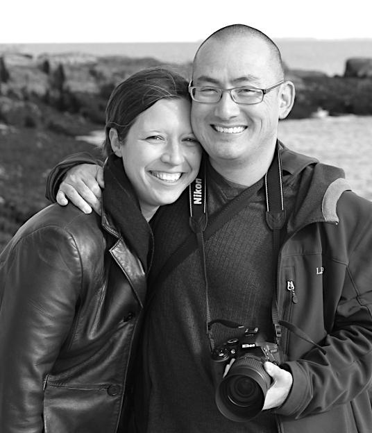 Sara and Chris Ensey in Maine.jpg